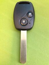 HONDA CIVIC FRV JAZZ CRV -2006 2 BUTTON REMOTE CENTRAL LOCK KEY ALARM FOB ID48