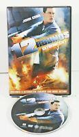 12 Rounds Extreme Cut DVD John Cena Alternate Endings Extra Action PG13 Thriller