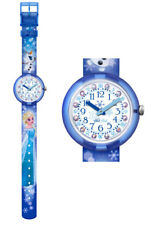 Flik Flak Girls Children's Watch Disney Frozen Elsa & Olaf flnp023 Analogue