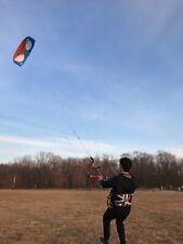 11m HQ4 Apex Foil Kite with bar