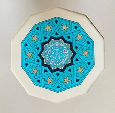 Original Traditional Geometry Art-Pattern-Decorative-Illumination-Gift Idea- G36