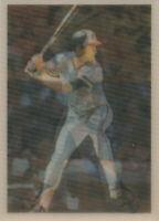 Cal Ripken Jr. 1986 Sportflics #128 Baltimore Orioles baseball card  HOF