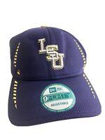 LSU Tigers - New Era 9FORTY Adjustable Hat - Purple & Gold - NEW 🧢 Louisiana St