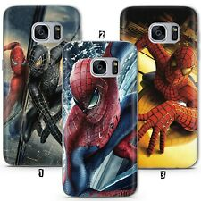 SpiderMan Marvel Comics Superhero Phone Case Cover Galaxy S20 S10 S9 S8 S7 A J