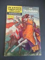 CLASSICS ILLUSTRATED #111 THE TALISMAN 1ST ED HRN 112 COMIC SEPT/1953
