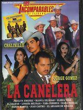 LA CANERELA~2002 VG/C DVD~GLORIA VEGA JORGE GOMEZ JOCELYN JIMENEZ DIANA PADILLA
