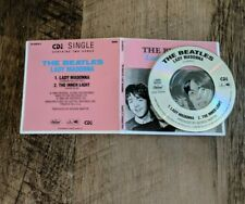 The Beatles MINI CD Single - Lady Madonna - Lennon / McCartney - C3-44318-2