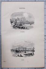 1868 PRINT CHINA HONG KONG ~ MACAO