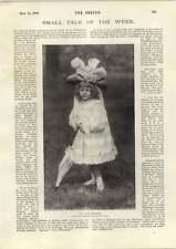 1898 Lady Clare Annesley alaverdoff Drunkards Doctor Jews In Alsace
