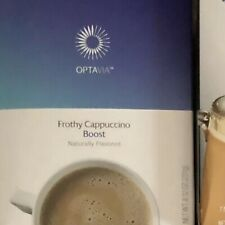 Optavia Medifast Frothy Cappuccino Boost Shake 1 Box 7 Meals Fuelings New