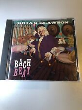 Bach Beat by Brian Slawson (CD, Sony Music Distribution (USA))