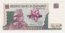Zimbabwe REPLACEMENT AC P 6 - 10 Dollars 1997 - UNC