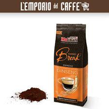 Caffe Molinari Break Macinato per Moka Aromatizzato gusto Ginseng 500 gr.