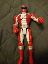 2006  MMPR Power Rangers Operation Overdrive Red Ranger Action figure