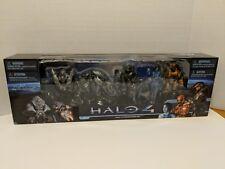 HALO 4 5-FIGURE SET SERIES 1 XBOX 360 MCFARLANE TOYS MSIB