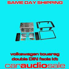 Vauxhall CORSA 2006 /& gt double din panneau avant fascia Plaque 2 Din Kit de montage ct23vx08