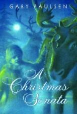 A Christmas Sonata Gary Paulsen PB 1994 WWII