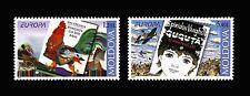 """Moldova 2010 CEPT Europa """"Childrens Books"""" 2 MNH stamps"""