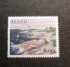 Finland-Aland Islands  Stamp Scott#  18  Landscapes  1984-90   MNH  L127