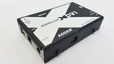 Adderlink Remote USB KVM Extender Unit   X-DVI  