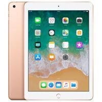 Apple iPad 9.7 2018 WiFi/WLAN 128GB gold MRJP2FD/A IOS Tablet PC Retina
