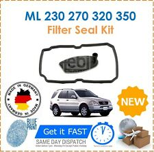 For Mercedes ML 230 270 320 350 CDi Automatic Gearbox Transmission Filter Seal