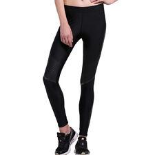 Женские компрессионные штаны бегового спорта йога классный сухой тренажерный зал колготки эластичные низ
