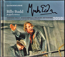 Sir Mark ELDER Signed BRITTEN: BILLY BUDD Jacques Imbrailo John Mark Ainsley 3CD
