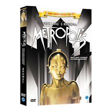 The Complete Metropolis, Metropolis (1927) DVD - Fritz Lang (*New *All Region)