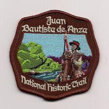Juan Bautista de Anza National Trail National Park Souvenir Patch