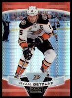 2019-20 OPC Platinum Red Prism #46 Ryan Getzlaf /199 - Anaheim Ducks