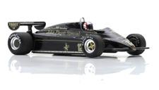 Spark Models S5353 1/43 1982 Lotus 91 Nigel Mansell Brasilian GP F1 Model