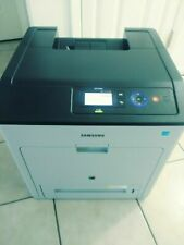Samsung CLP-775ND Color Printer--Unit with toner... Only 29,748 Impressions