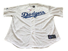 Majestic Los Angeles Dodgers Men's Baseball Jersey XL NEW WITH TAGS