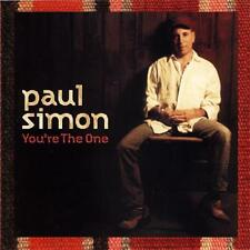 PAUL SIMON - You're The One (CD 2000) USA Import EXC