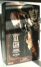 "Sideshow Six Gun Legends series 1 Billy the Kid 12"" action figure, unopened"