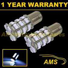 2x 380 Bay15d 1157 Blanco 48 SMD LED DRL sidelight Laterales Bombillos sld202101