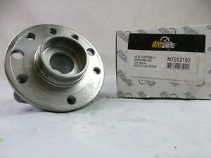Wheel Bearing and Hub Assembly Front Driveworks For; Saab 9-5