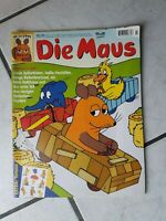 Die Maus (Sendung mit der Maus)- - Comic Heft* (Bastei Vlg.  Z. 1 ) Heft 7/1999