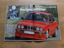Rallye Racing 83/04 Lamborghini LMA - BMW E30 Hartge H 26 mit 195 PS - DRM