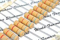 2pcs - DRALORIC LCA0922 680R (680 ohm) 1.5W 2% Carbon Film Resistor