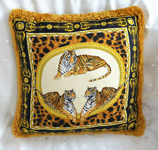Versace Tiger Cushion