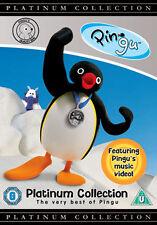 DVD:PINGU - THE PLATINUM COLLECTION - NEW Region 2 UK
