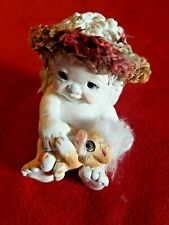 """Dreamsicles """"Kitty and Me"""" 1996 Collectible Figurine"""