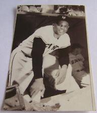 Vintage RPPC Real Photo Postcard Baseball Willie Mays San Francisco Giants HOFer