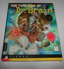 The Time Warp of Dr. Brain - Sierra  - PC game English