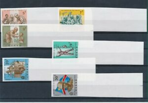 D173634 Congo MNH Red Cross Military Imperforate