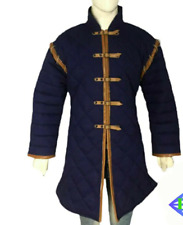 Medieval Gambeson Aketon Padded Jacket Arming Doublet best gift for Halloween