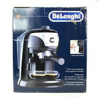 DeLonghi EC220CD 15 Bar Pump Espresso Cappuccino Maker System Milk Frother