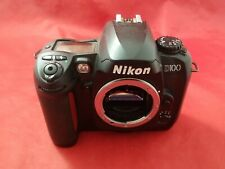 Nikon D100 6.1 MP Digital SLR Camera - Black (Body Only) For Parts